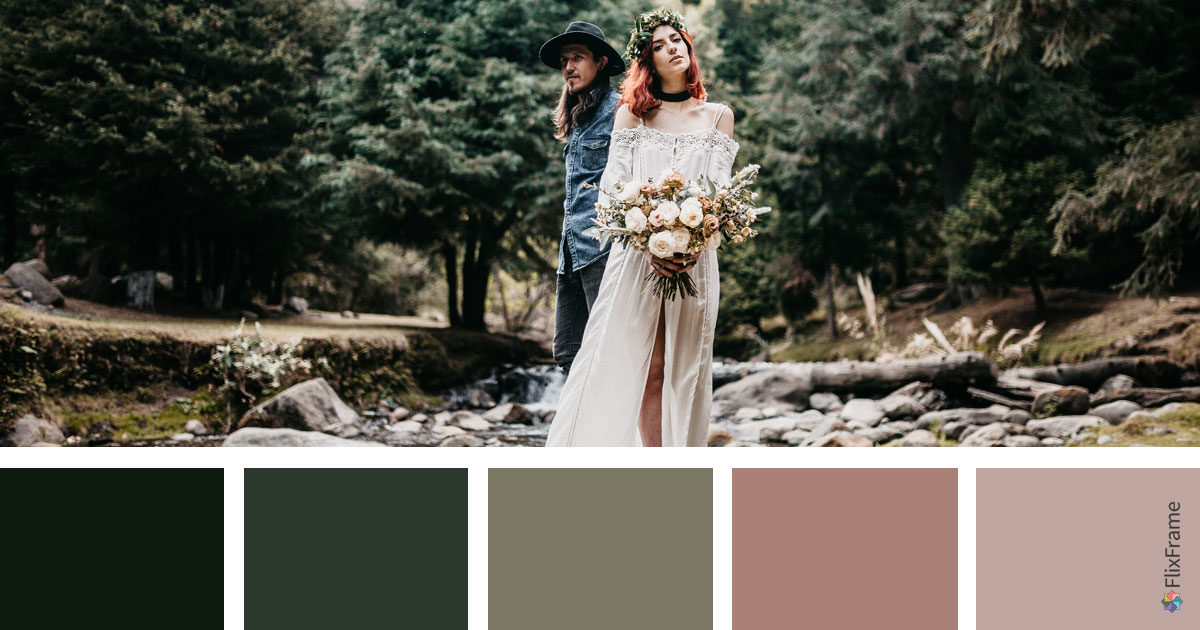 Color Inspiration, Mountain Hues