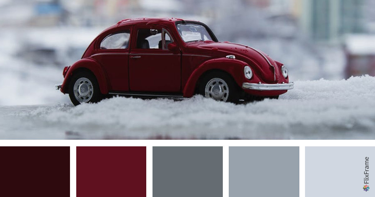 Color Inspiration, Vintage Hues
